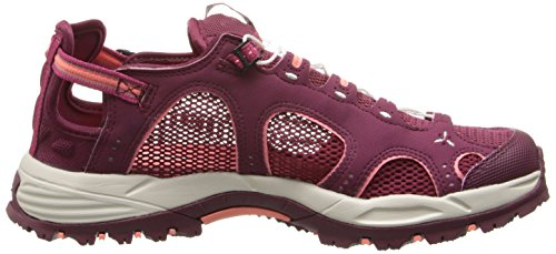 d2585c4a0814 Salomon Women s Techamphibian 3 Athletic Sandals red Size  3 UK   Amazon.co.uk  Shoes   Bags
