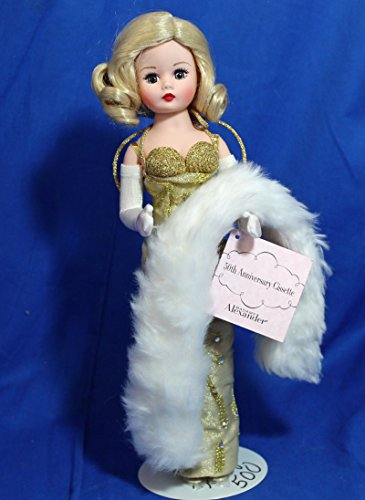 - Madame Alexander Doll, 45975 2007 50th Anniversary Cissette, LE 500, 10'