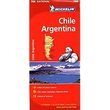 Michelin Chile/Argentina Map 788
