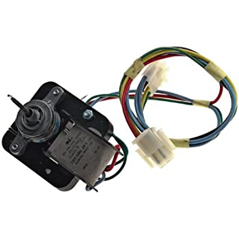 41D1KJmwKRL._SL500_AC_SS350_ amazon com frigidaire refrigerator evaporator fan motor FRT045GM Stopped Working at crackthecode.co