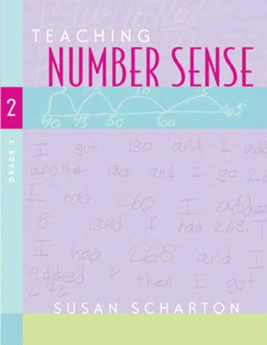Teaching Number Sense, Grade 2 (Teaching Number Sense compare prices)