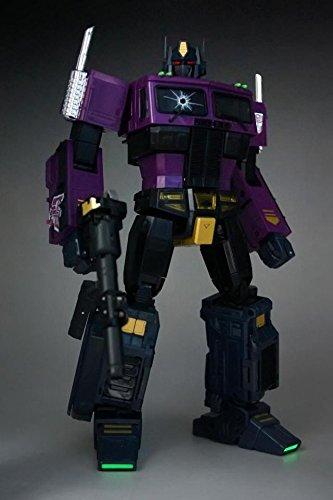 Transformers Masterpiece MP-10P Purple Optimus Prime Shattered Glass KO Version - Mp 10 Ko