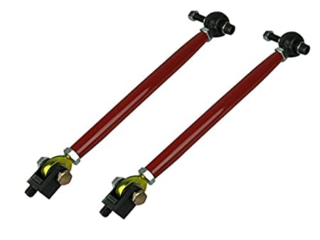 Performance Series Can-Am Commander Tie Rod Kit Pair Left /& Right Black 14mm
