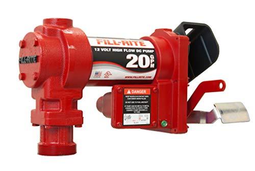 FILL-RITE, FR4204G, 12V DC HIGH Flow Pump ONLY