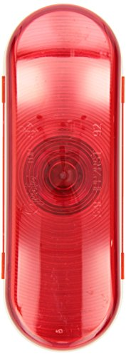 (Grote 52892 Torsion Mount III Oval Stop Tail Turn Light (Female Pin))