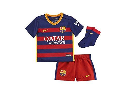 lowest price 007b3 a18e7 Nike 2015/16 Infant FC Barcelona Home Kit [LOYAL BLUE ...