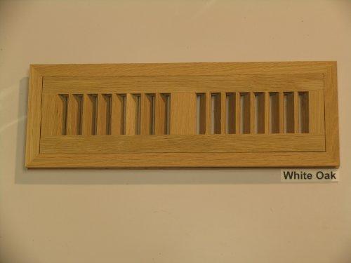 12 White Flush (2 1/4