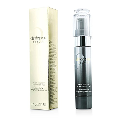 Concentrated Brightening Serum - Cle De Peau Cle de peau concentrated brightening eye serum, 0.54oz, 0.54 Ounce