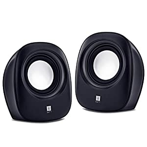 Best iBall Sound Wave2 – Multimedia 2.0 Stereo Speakers, Black in India 2020