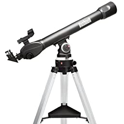 Bushnell Astronomical Voyager with Sky Tour 700mm x 60mm Refractor Telescope