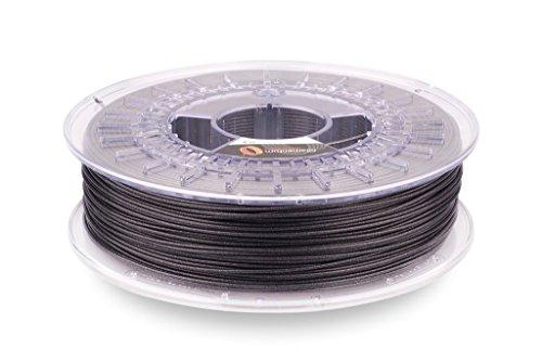 Fillamentum PLA Extrafill Vertigo Grey 1.75mm 3D Printer PLA Filament Spool, Diameter Tolerance +/- 0.05mm, 1.65 lb by Fillamentum