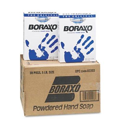 Boraxo Powdered Original Hand Soap - 10/5 Lb. Boxes