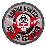 Frank Wiedemann - Zombie Hunter - Embroidered Patch