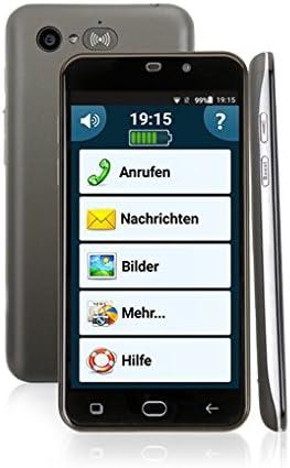 Amplicomms PowerTel M9500 12,65 cm 5 Pulgadas Android 5.1 Función ...