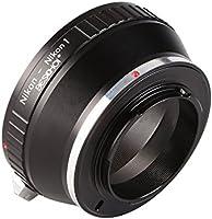 J2 Mirrorless Cameras SLR Lens to Nikon 1-Series Camera Body V2 J1 Beschoi Lens Mount Adapter for Nikon Nikkor F, AI, AI-S, AF, AF-D, etc for Nikon V1