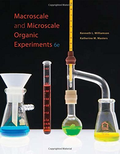 Macroscale and Microscale Organic Experiments (Available Titles CourseMate) by Cengage Learning