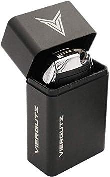 Black vertikal Total Signal Blocking for Smart Keys. Luxury Key Fob Box VIERGUTZ Faraday Key fob Protector Box RFID Signal Blocker Pouch /& Anti-Theft case//Faraday cage