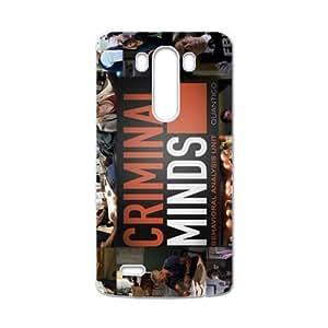 Criminal Minds Fashion Comstom Plastic case cover For LG G3