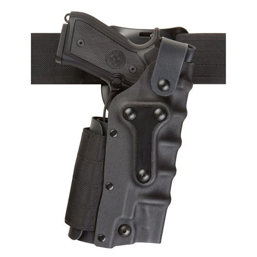 Safariland 3280 Military Low-Ride Holster, STX Tactical Black from Safariland