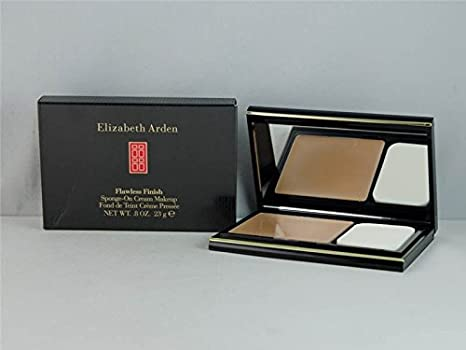 Elizabeth Arden Flawless Finish - maquillaje en crema con esponja, color beige (Honey Beige), 19 g: Amazon.es: Belleza