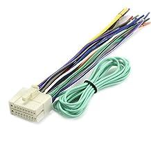 Goliton Wire Harness For Clarion Navigation Radio DVD NZ500 NZ501 VX400 VX401 NX409 NX500 NX501 NZ409 VZ400 VZ401