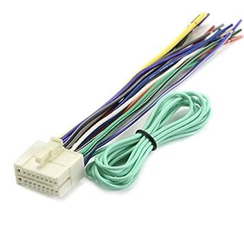 Goliton Wire Harness For Clarion Navigation Radio DVD NZ500 NZ501 VX400 on