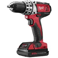 Milwaukee 2601-22 18-Volt Li-Ion Compact Drill Kit Review