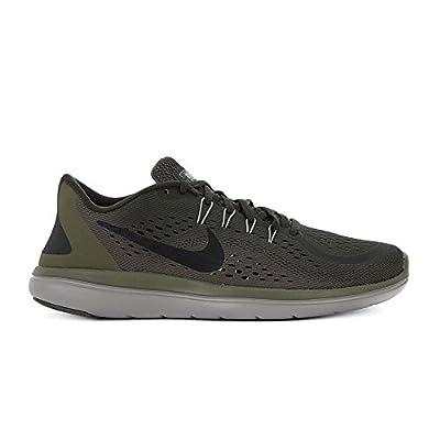 Nike Men's Flex 2017 RN Running Shoe Green