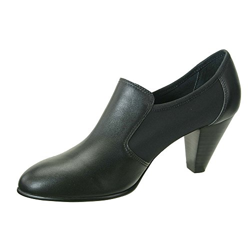 David Tate Women's Topaz Shoe, Black Lamb Micro, 9 W ()