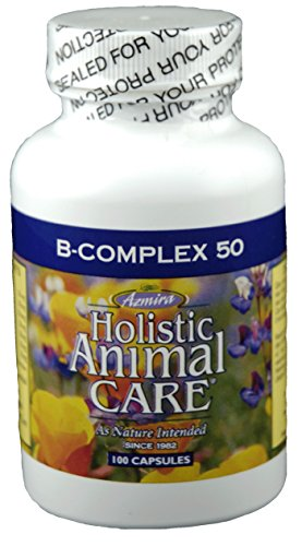 Image of Azmira B-Complex 50 for Pets - 100 Capsules