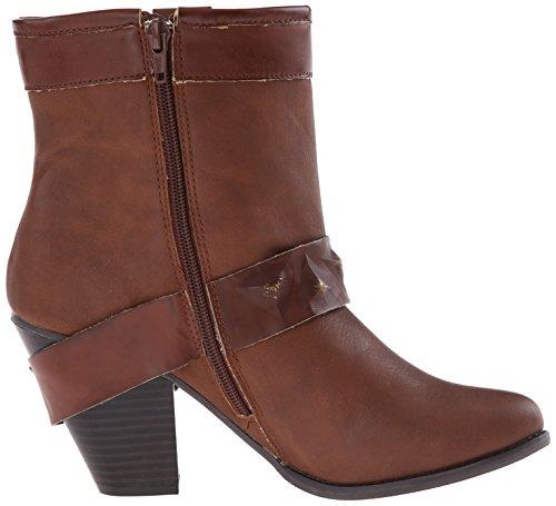 Dolce Da Mojo Moxy Womens Blackjack Western Boot Cognac
