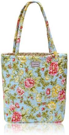 Reusable Reversible Washable Multi-use Cotton Tote Shopping Bag