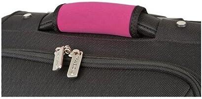 b6d66860eeed Travelon Luggage Handle Wrap - 2 Pack (Black): Amazon.com ...