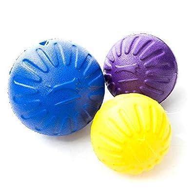 Fantastic Foam Large Ball, Colors Vary : Pet Toy Balls : Pet Supplies