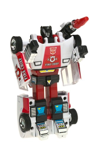 Transformers RED ALERT G1 Commemorative Series -
