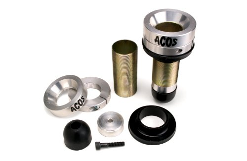 JKS 2200 Front Adjustable Coil Over Spacer System for Jeep TJ/XJ/MJ/ZJ ()