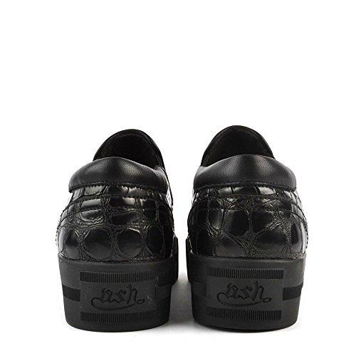 Ash Karma Zapatillas Deportivas, Mujer Negro