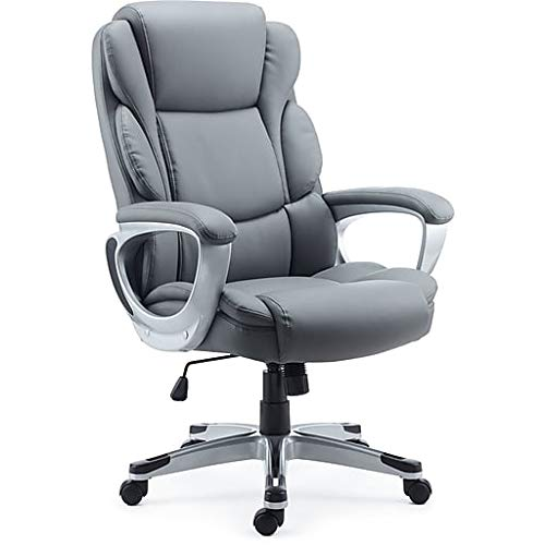 Staples Mcallum Bonded Leather Managers Chair - Chair Staples Leather