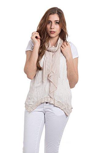 Abbino - Camisas - para mujer Beige