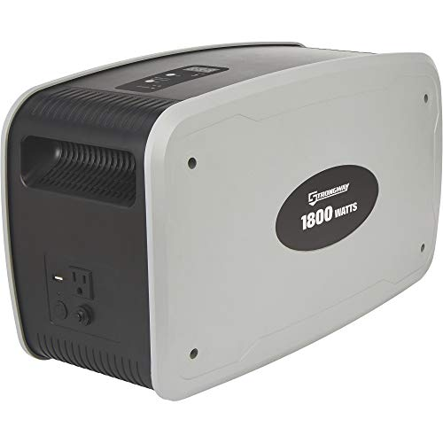 Strongway Portable Power System - 1,800 Watts Uncategorized