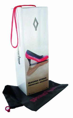 Springyard McKenna Womens - botas de nieve mujer rojo - rojo