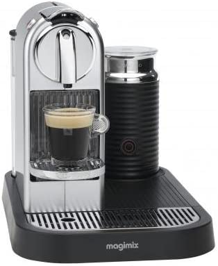 Magimix 11303 – Cafetera Nespresso Citiz milk. auto. aeroccino ...