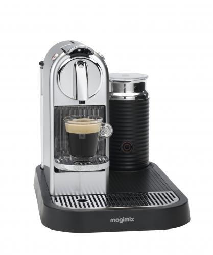 Magimix 11303 - Cafetera Nespresso Citiz milk. auto ...