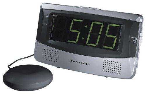 Sharper Image Sonic Boom Loud Vibrating Alarm Clock Amazoncouk
