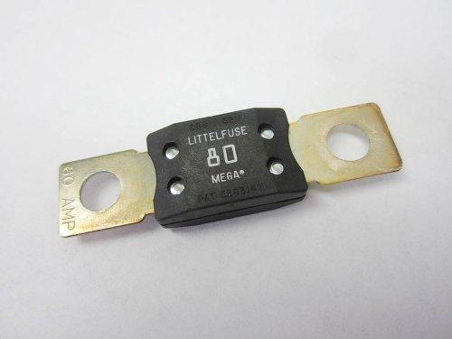 Genuine GM Mega Fuse 80 Amp Littelfuse Model: