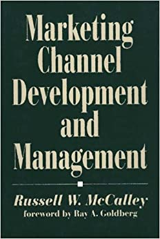 Book Marketing Channel Development and Management