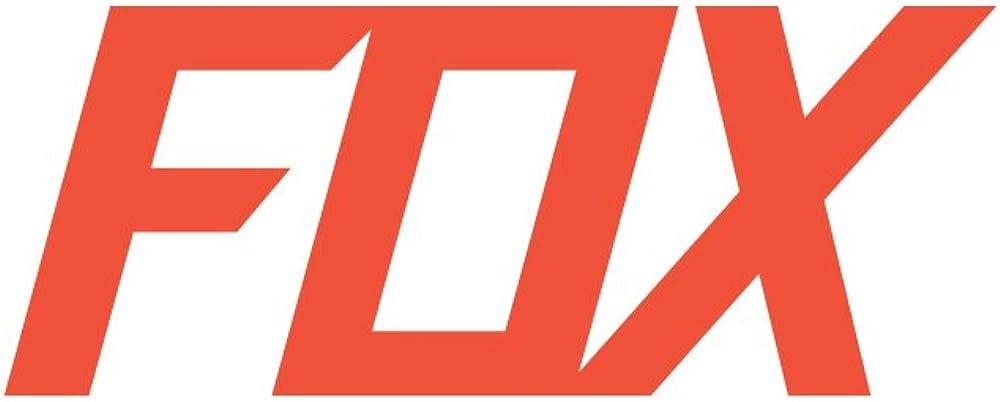 Fox Mens TDC-2.75 Sticker