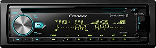 Pioneer AVH-X7700BT 7 Single-DIN In-Dash DVD Receiver with Flip-Out Display, Bluetooth, Siri, Android Music Support Pandora