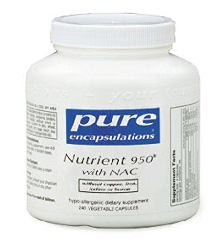 Pure Encapsulations Nutrient 950 NAC