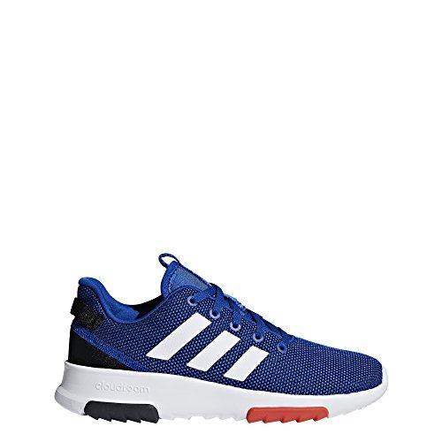sneakers per hirblu bambini Tr Cloudfoam Racer ftwwht 000 blu Adidas hirere Jungen Iwx6gIR
